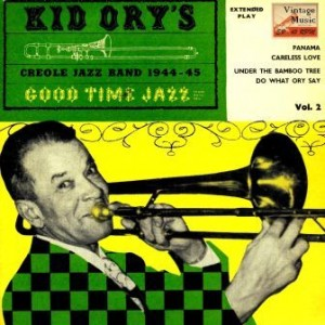 Good Time Jazz Vol-2, Kid Ory
