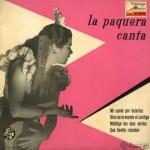 Mi Canto por Bulerías, La Paquera De Jerez