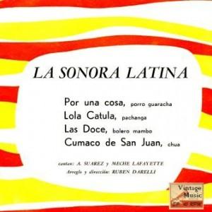 Cumaco De San Juan, La Sonora Latina