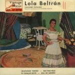El Caballo Bayo, Lola Beltrán