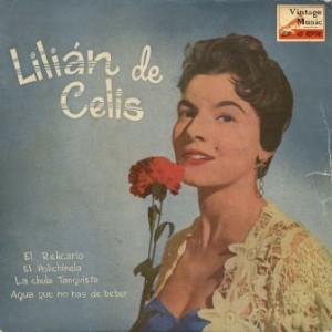 El Relicario, Lilian De Celis
