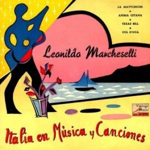 Italian Accordion, Leonildo Marcheselli