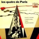 Le P'tit Mendiat, Les Quatre De Paris