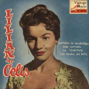 Batallón de Modistillas, Lilian de Celis