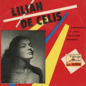 Tápame, tápame, Lilian de Celis