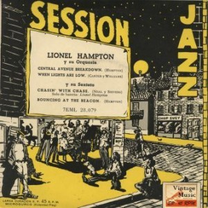 Jazz Session, Lionel Hampton