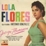 "Catalina Fernández ""La Lotera"", Lola Flores"