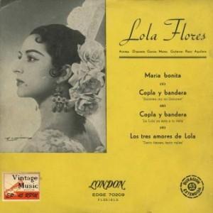 María Bonita, Lola Flores