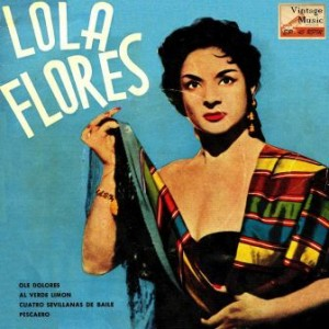 Sevillanas y Bulerías, Lola Flores
