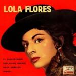 Coplas Del Kikiriki, Lola Flores