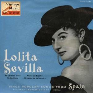 Mi Córdoba Mora, Lolita Sevilla
