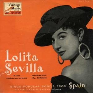 Córdoba Tuvo Un Torero, Lolita Sevilla