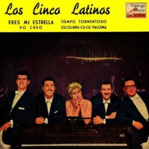 Cu-Cu-RRu-Cu-Cu Paloma, Los Cinco Latinos