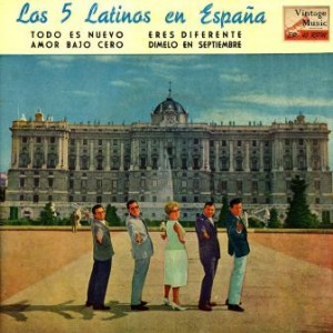 Amor Bajo Cero, Los Cinco Latinos