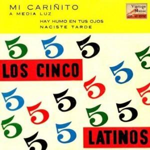 Mi Cariñito, Los Cinco Latinos