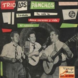 Lo Dudo, Los Panchos