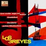 Hernando Avilés, Gilberto Y Raúl Puente, Los Tres Reyes
