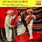 Poncho De 4 Colores, Los Machucambos
