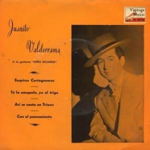 Suspiros Cartageneros, Juanito Valderrama