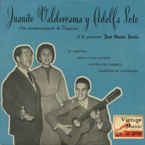 El «Maletiya», Juanito Valderrama