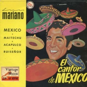 B.S.O: El Cantor De México, Luis Mariano