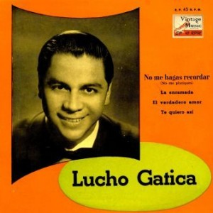 Boleros For Lovers, Lucho Gatica