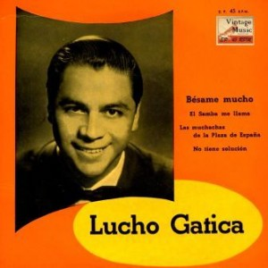 El Samba Me LLama, Lucho Gatica