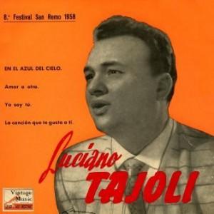 8º Festival San Remo 1958, Luciano Tajoli