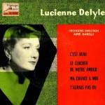 Le Clocher De Notre Amour, Lucienne Delyle