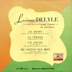 Le Rififi, Lucienne Delyle