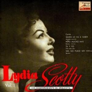 Quien Lo Va A Saber, Lydia Scotty
