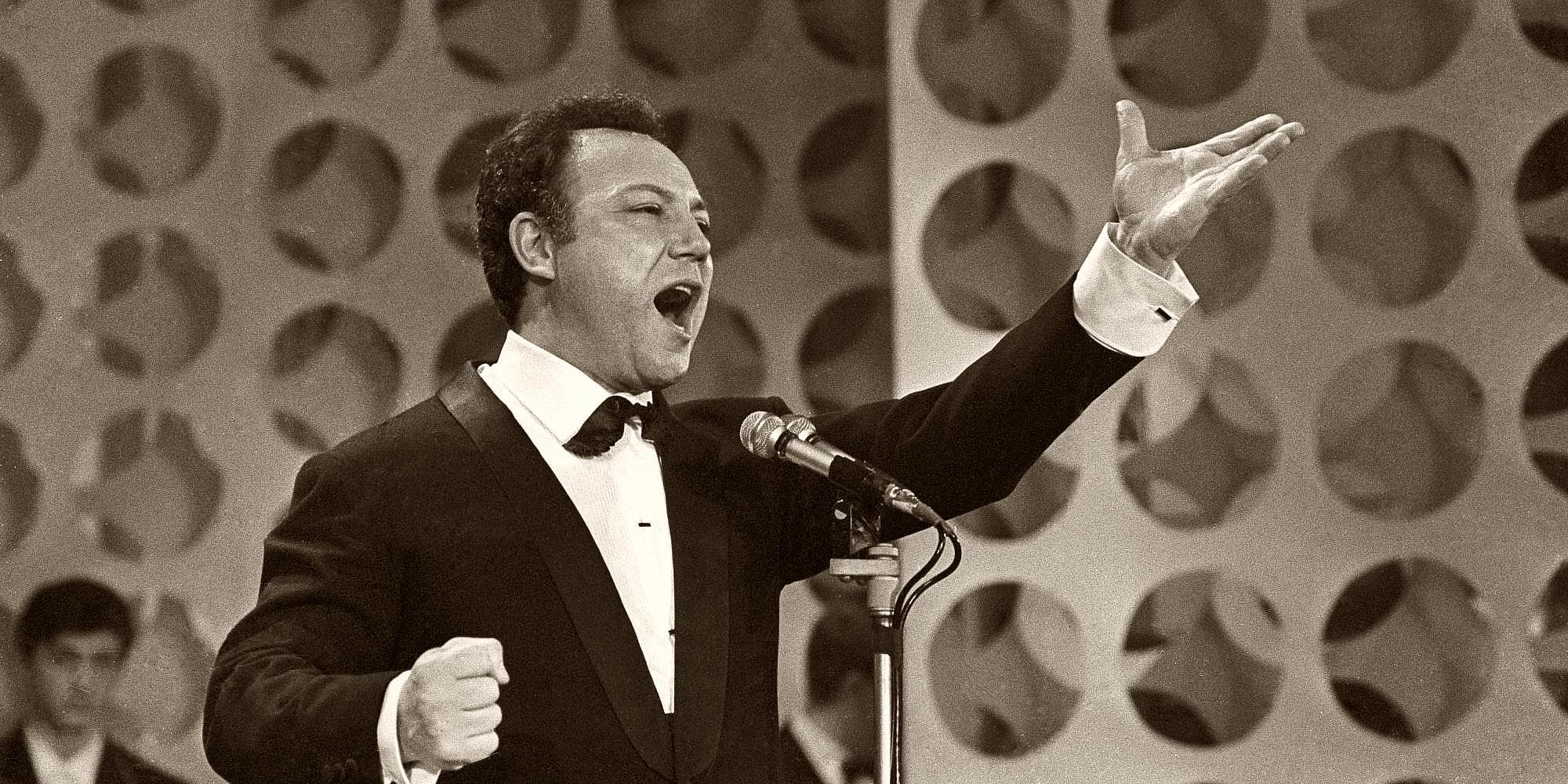 Claudio Villa murió en Padua el 7 de febrero de 1987