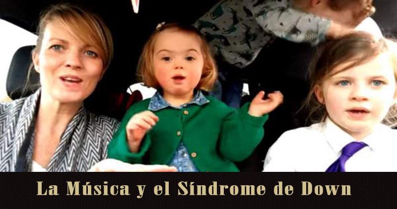 50 madres cantan con sus hijos en el día mundial del Síndrome de Down