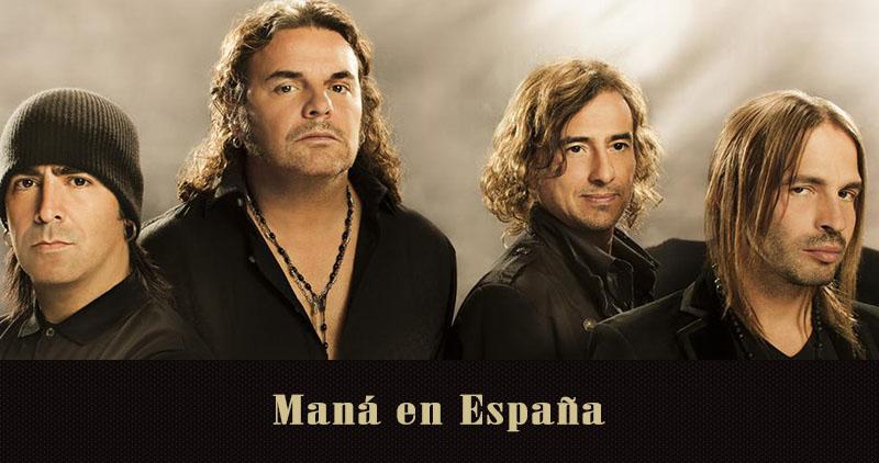 Maná en España