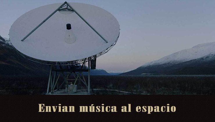 Música al espacio