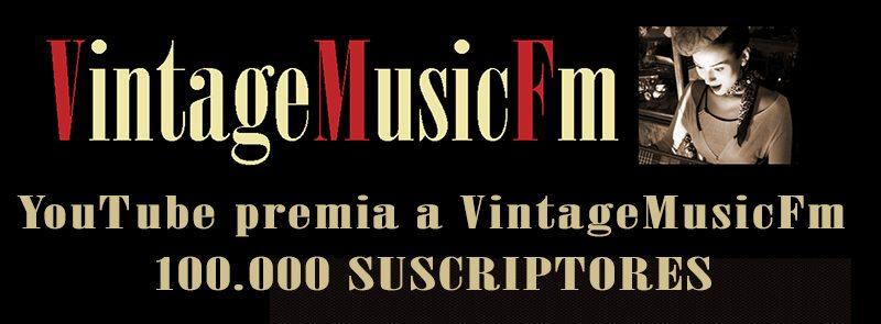 YouTube Premia a VintageMusicFm