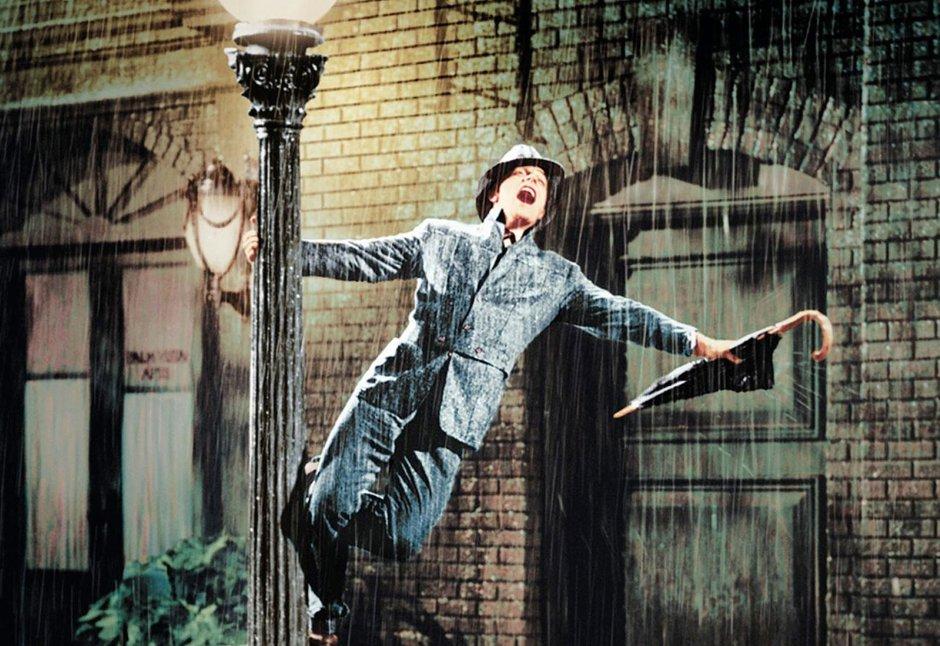 """66 años del estreno de """"Cantando Bajo La Lluvia"""""""