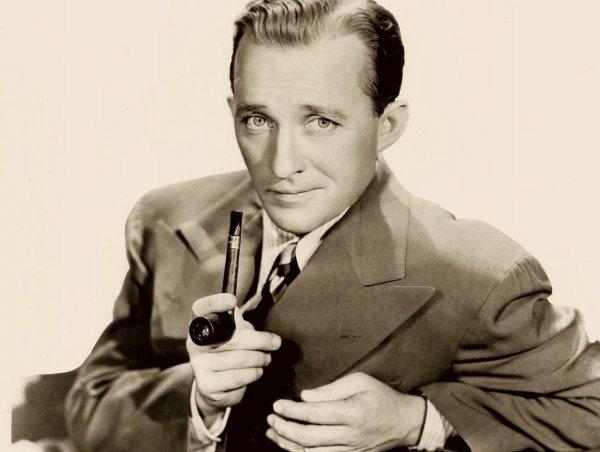 Bing Crosby murió en Madrid el 14 de octubre de 1977