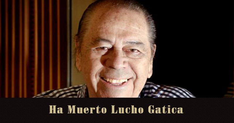 Ha Muerto Lucho Gatica a los 90 años
