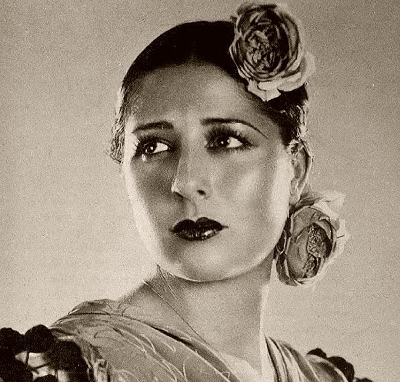 Concha Piquer nació en Valencia el 8 de diciembre de 1908