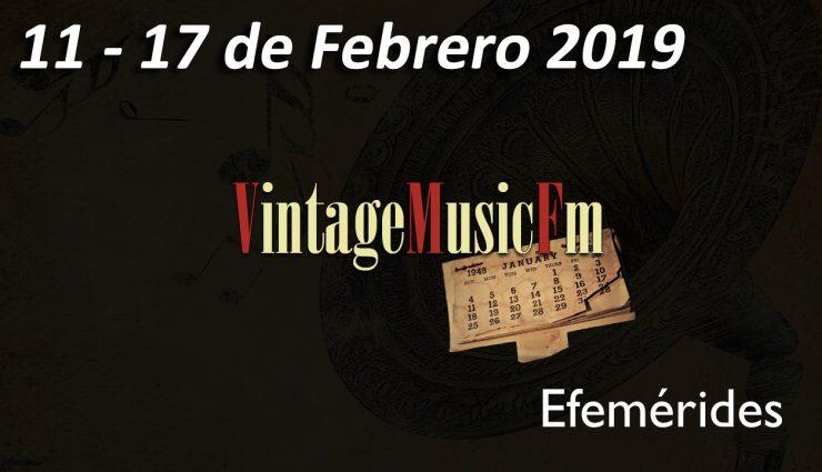 Efemerides 11 - 17 febrero