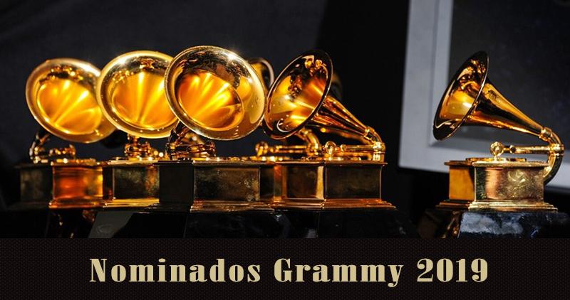 Lista de Nominados a los Grammy 2019