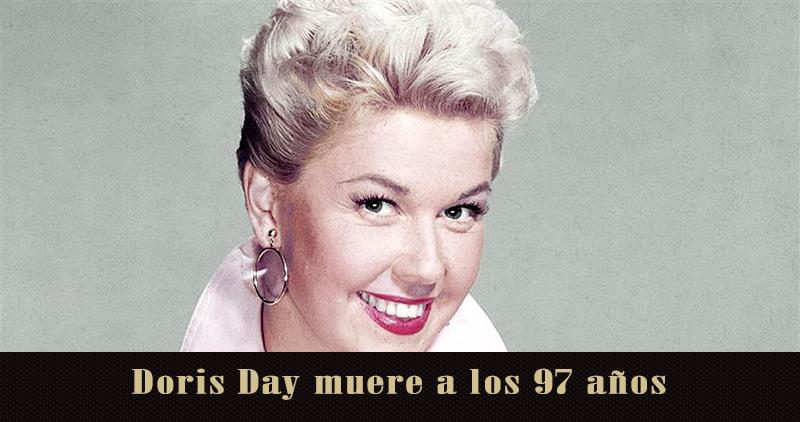 Doris Day ha fallecido a la edad de 97 años