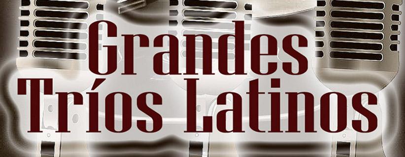 Ver vídeo: Grandes Tríos Latinos