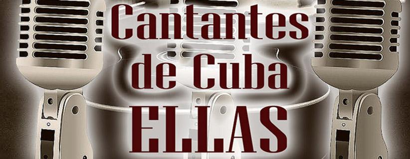 Ver vídeo: Cantantes de Cuba, ELLAS