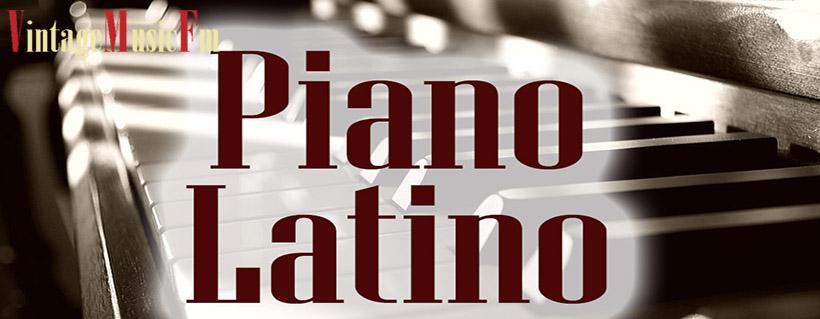Ver vídeo: PIANO LATINO