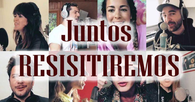 JUNTOS RESISTIREMOS!!!!  (Vídeo Oficial)