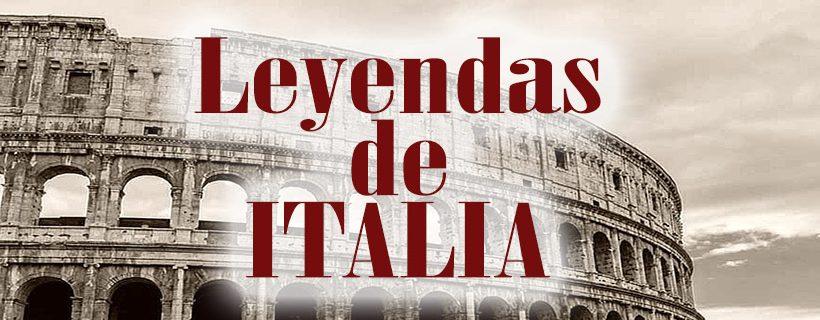 Ver vídeo: LEYENDAS DE ITALIA