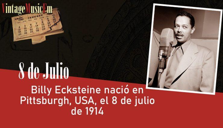 BILLY ECKSTEINE